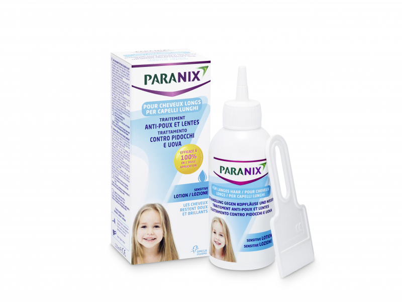 PARANIX sensitivo lozione 150 ml